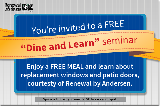 Dine and Learn Jan 2017